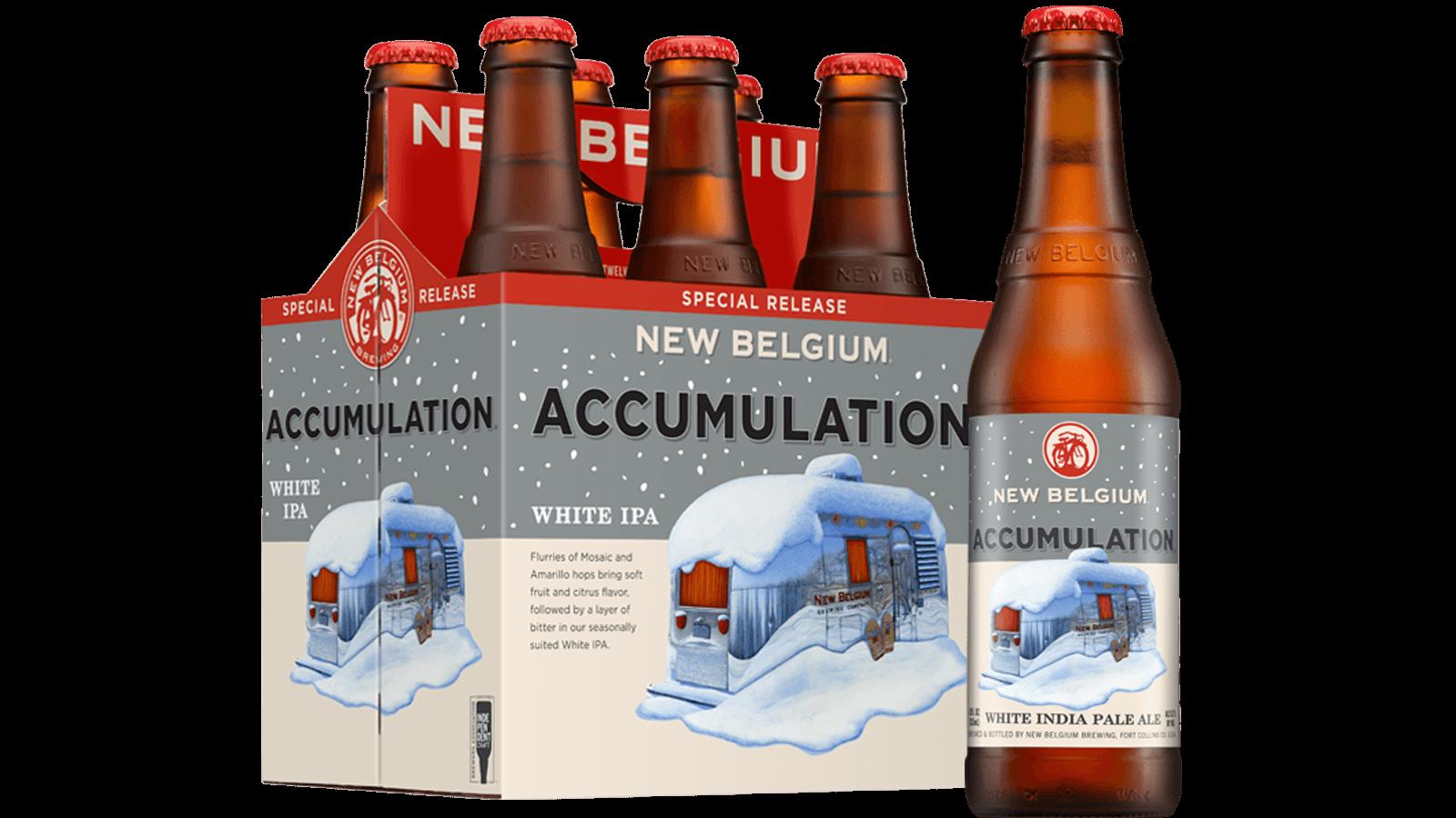 Accumulation White Ipa New Belgium Brewing