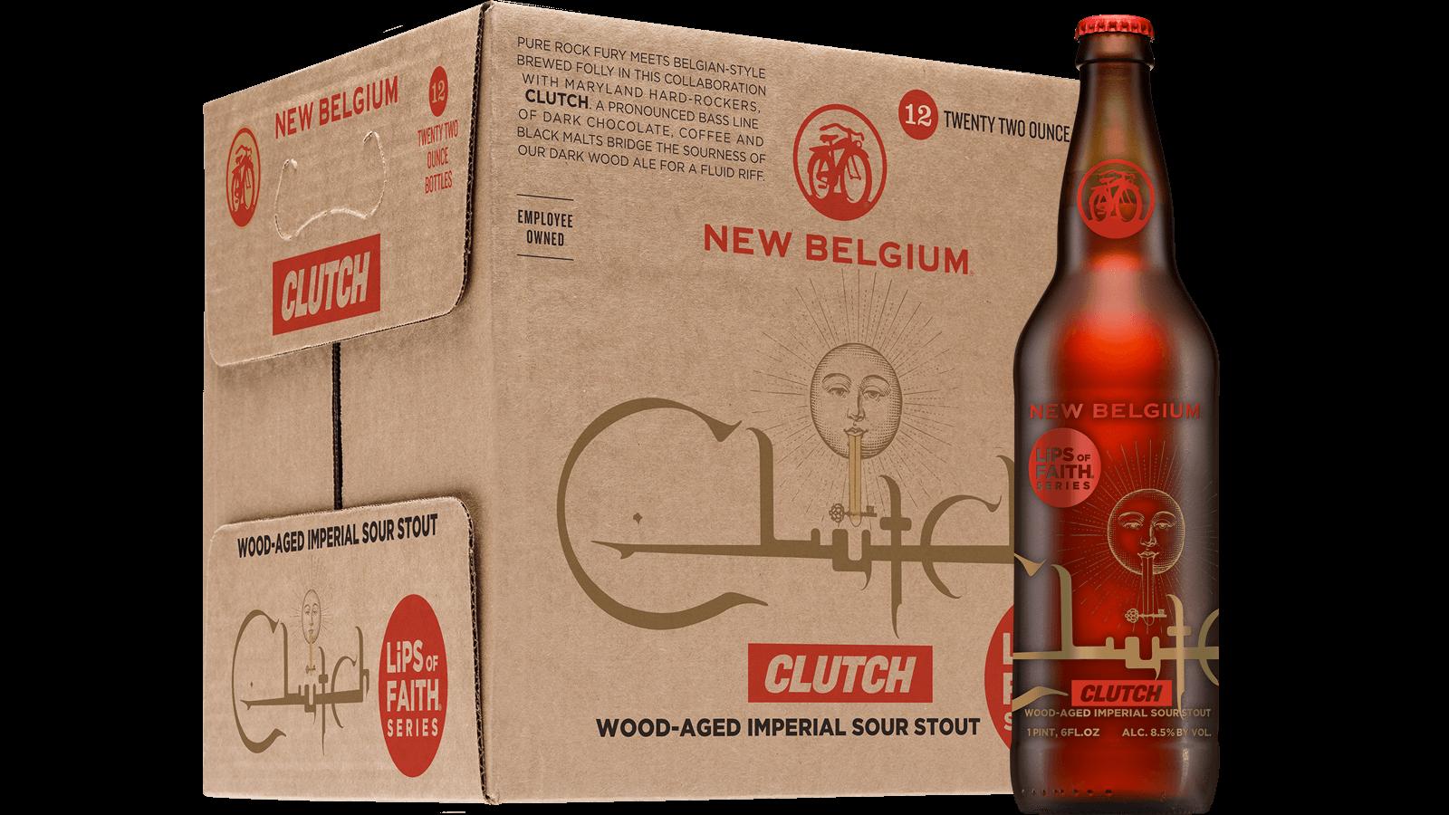 clutch dark sour ale new belgium brewing