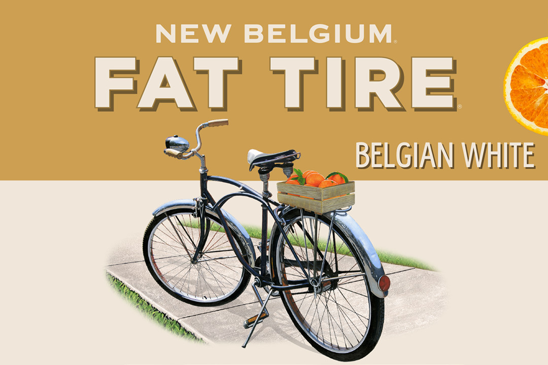 Fat Tire Belgian White