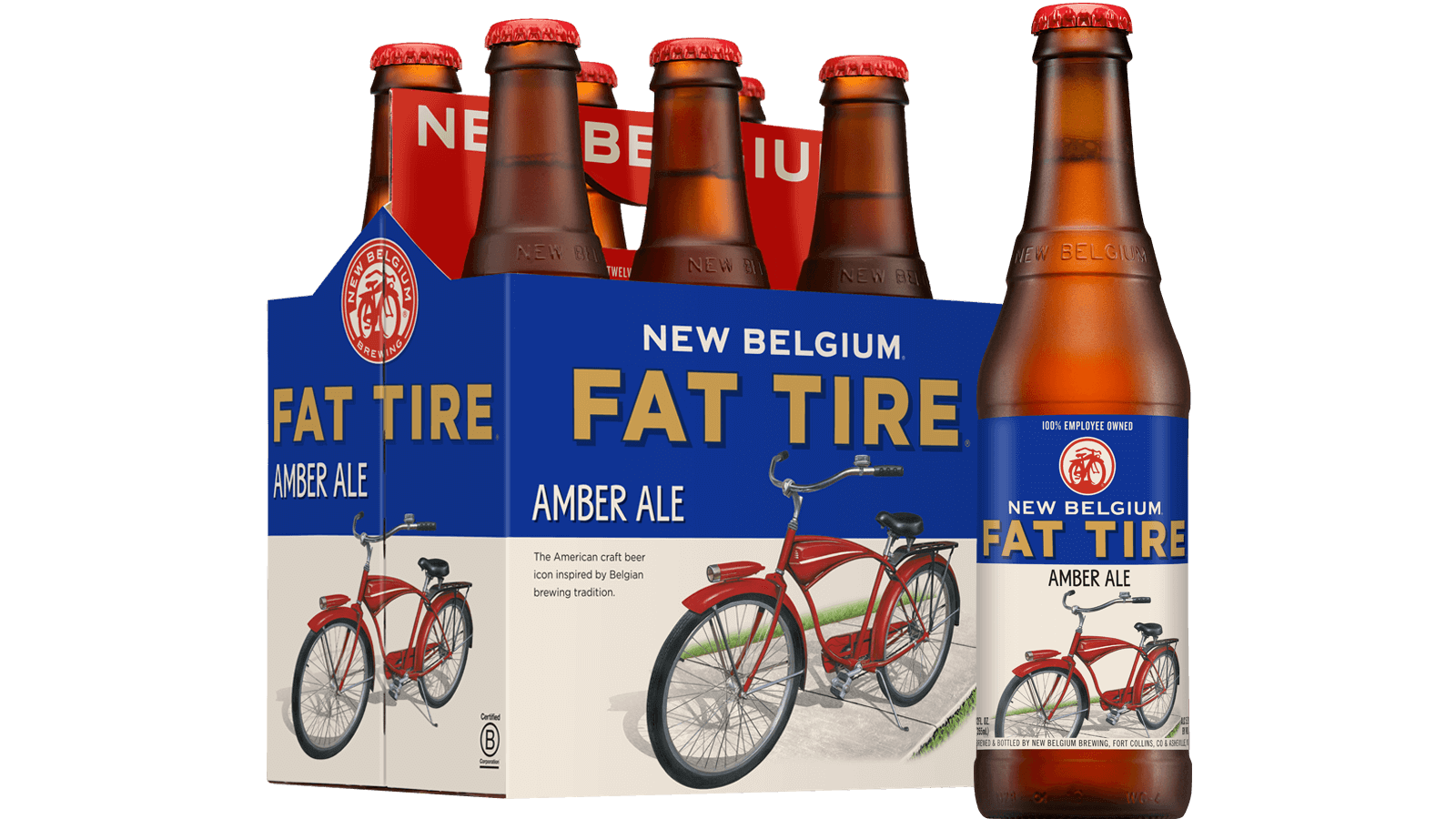 Fat Tire Amber Ale New Belgium Brewing