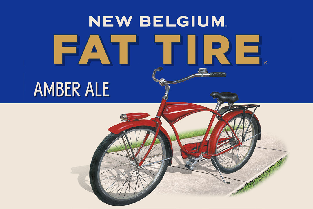 a2c69f994 Fat Tire Amber Ale | New Belgium Brewing