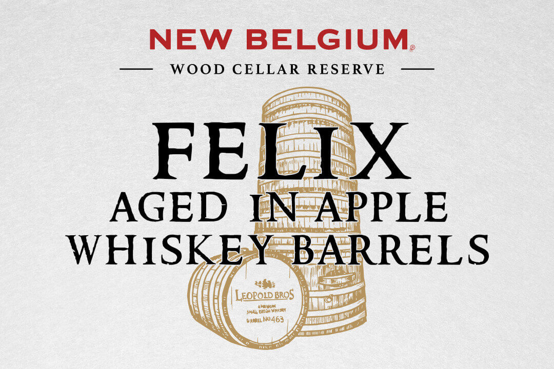 Felix Aged in Apple Whiskey Barrels