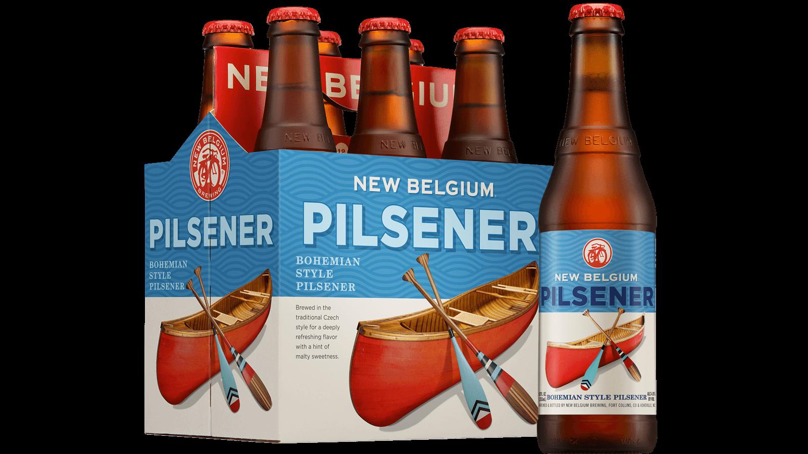 Pilsener Bohemian Style Pilsener New Belgium Brewing