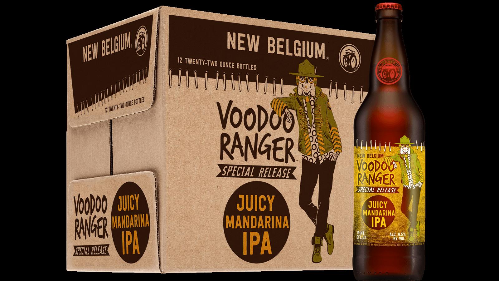 Juicy Mandarina Ipa New Belgium Brewing