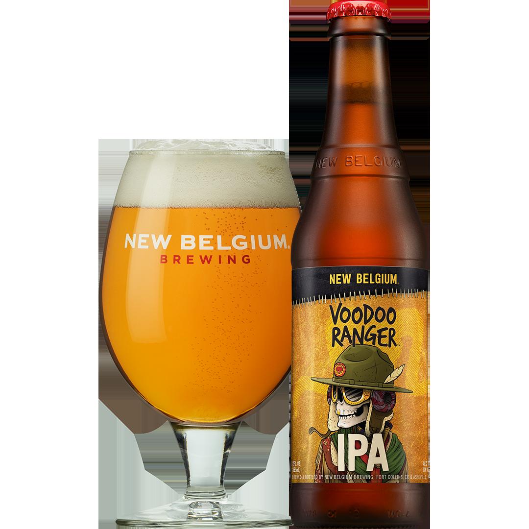 Voodoo Ranger IPA | New Belgium Brewing