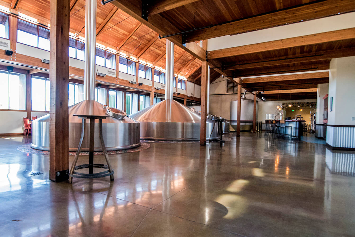 new belgium brewery building a business on sustainability